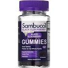 Sambucol Gummies, Black Elderberry - 30 gummies