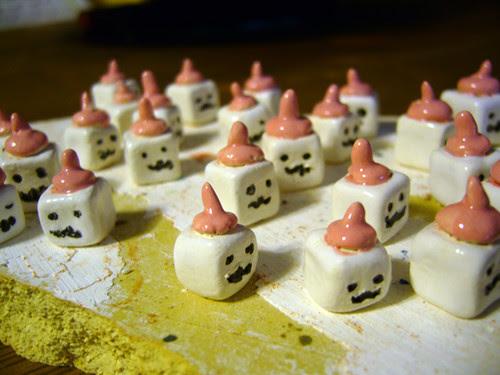 Tofu Baby Army!