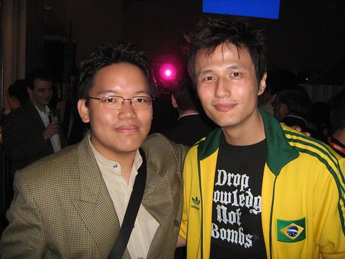Terence Yin and I