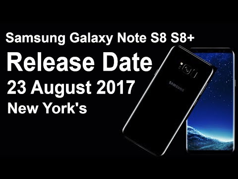 Samsung's Galaxy Note S8 and S8 Plus 2017 | Android Apps Details
