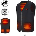 AW Outdoor Riding Skiing Fishing Electric Heated Vest