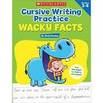 Scholastic Teaching Resources SC-594317 Handwriting Practice Cursive