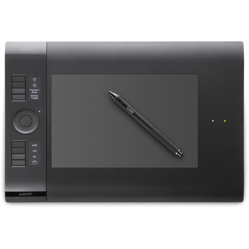 Wacom Intuos4 Wireless Digital Tablet