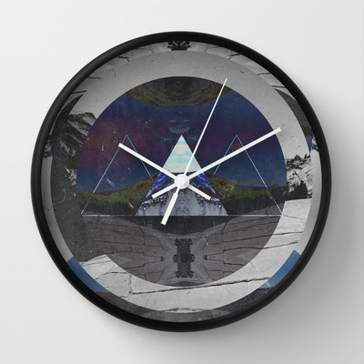 Yosemite Wall Clock by Stakers