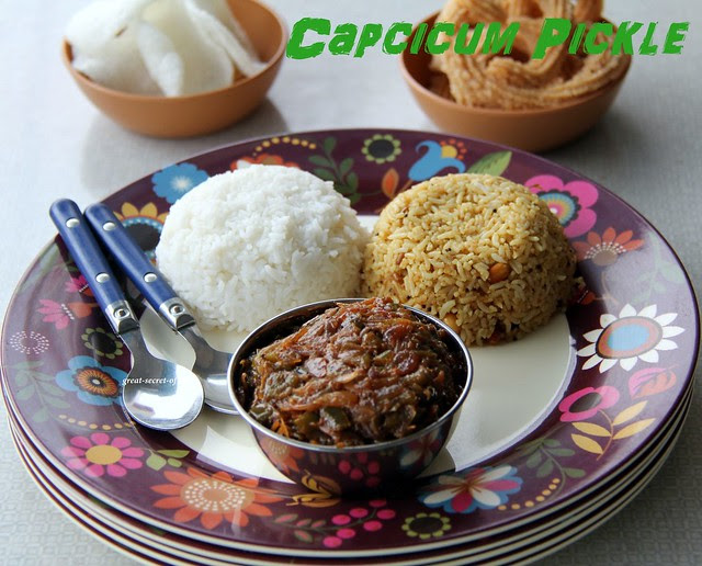 Capcicum pickle resize 008