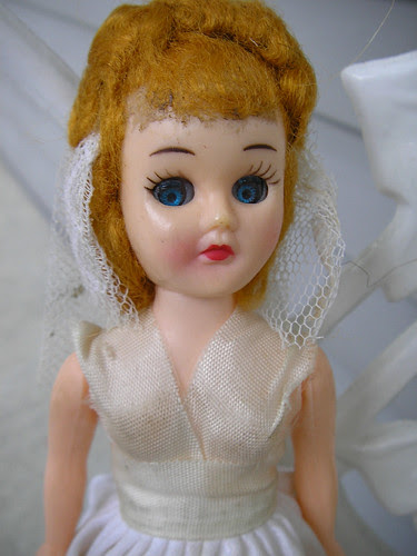 Up-Cycled Doll: Ginger! 2