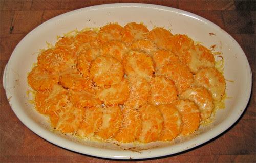 Gnocchi di semolino e zucca by fugzu
