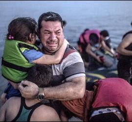 La guerra por avaricia y el consiguiente sufrimiento de las personas siguen vigentes en el sXXI