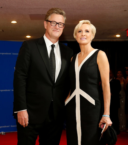 'Morning Joe' staffers losing their patience with Joe and Mika