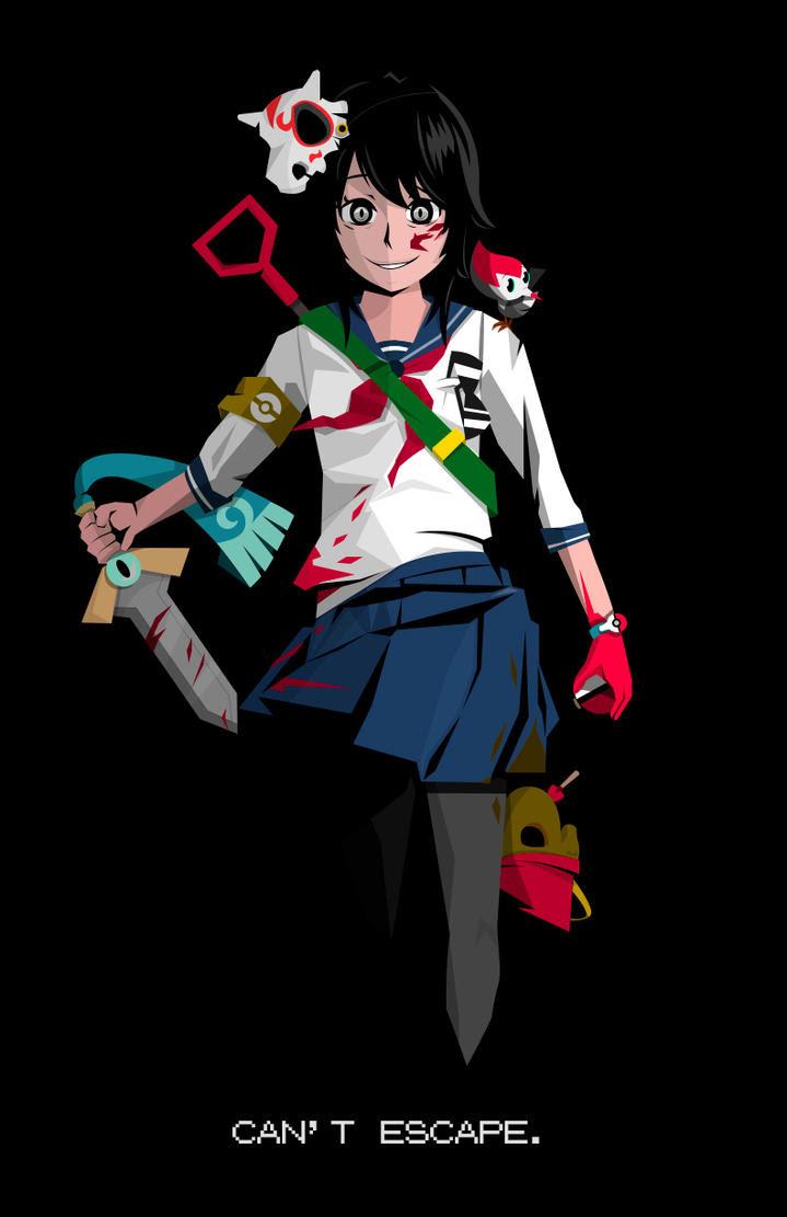 Yandere Pokemon X Reader - Happy Living