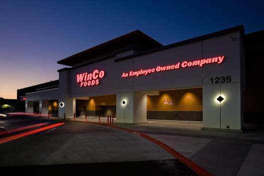 WinCo Foods Mesa, AZ | Our Projects | Eleven Western Builders, Inc.