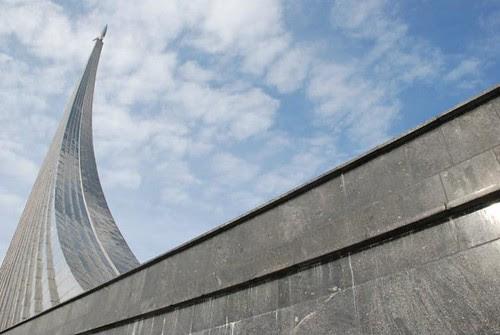 Sputnik monument