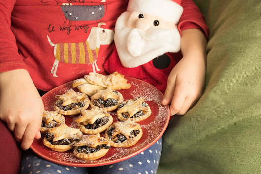 Apple & Chocolate Mince Pies