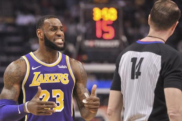 d0a14e7483e6 Lakers Vs. Grizzlies NBA L2M Report: Missed 8-Second Violation Acknowledged
