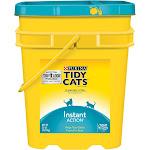 Tidy Cats Scoop Cat Litter, Instant Action - 35 lb pail