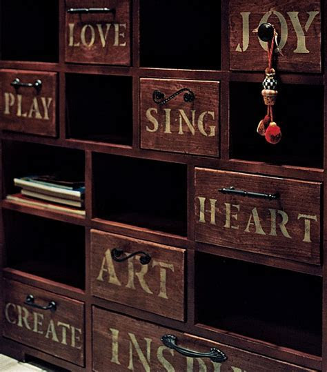 Apothecary Chests, Jars And Cabinets: Decorating Ideas, Inspirations