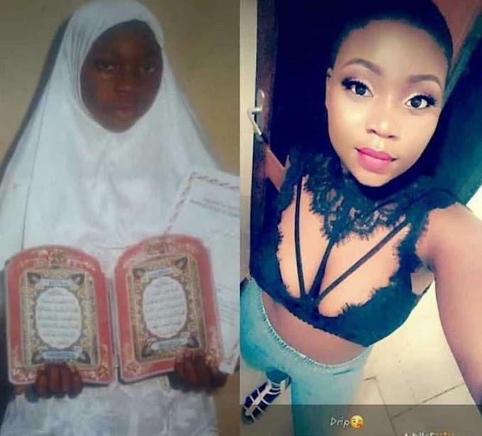 #10yearchallenge: Former hijab-wearing Muslim ladies shock users with their photos