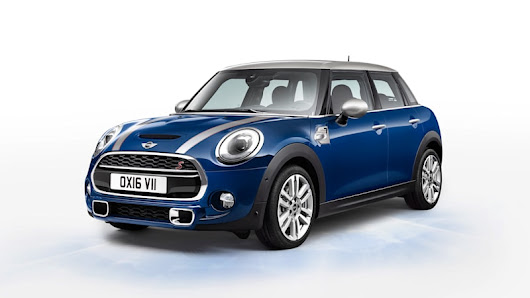 Mini Seven Special Edition looks back to the days of Austin