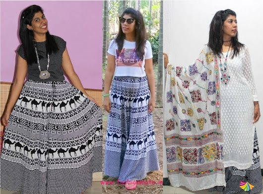 Outfit Restyle - 3 ways to wear an ethnic outfit! | Fashion Mate