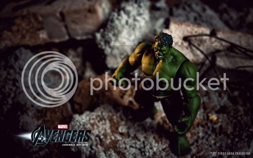 Hasbro e os Vingadores