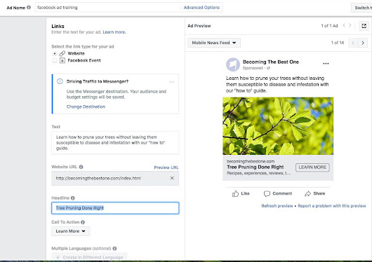 7 Steps to Running Facebook Ads