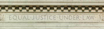 Equal Justice Under Law