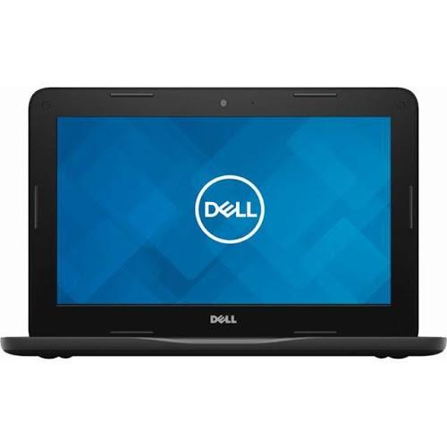 Dell Inspiron 11 3181 11.6″ Chromebook - Celeron N3060 1.6 GHz - 4 GB RAM - 16 GB SSD - Black