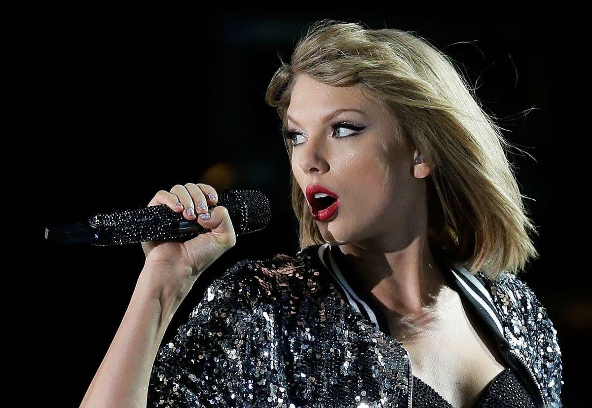 UTAH: Taylor Swift