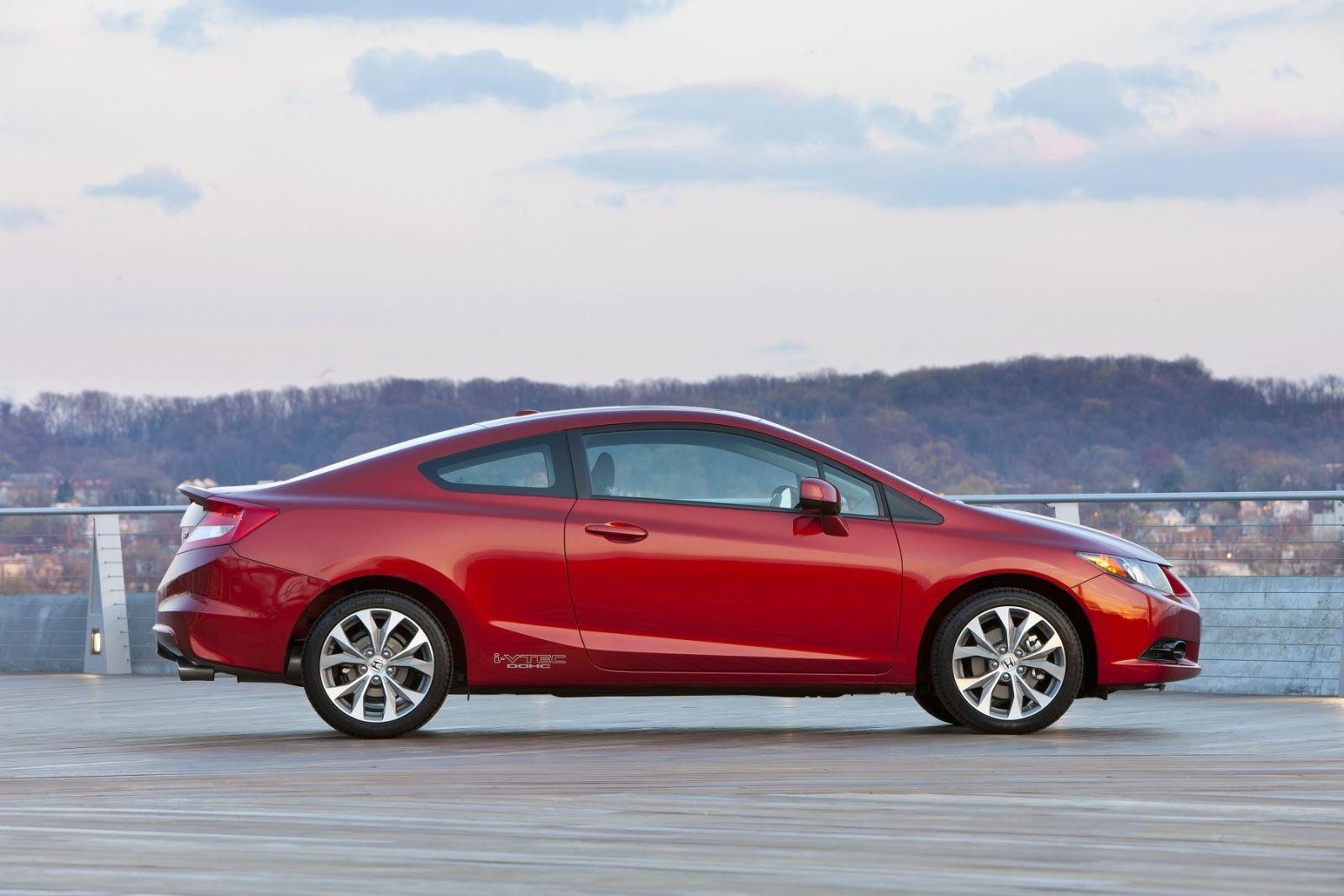 2013 Honda Civic Si Coupe Review Carponents