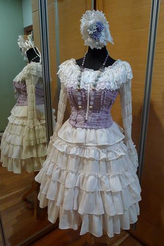 Mille Fleurs x Bebe Outfit