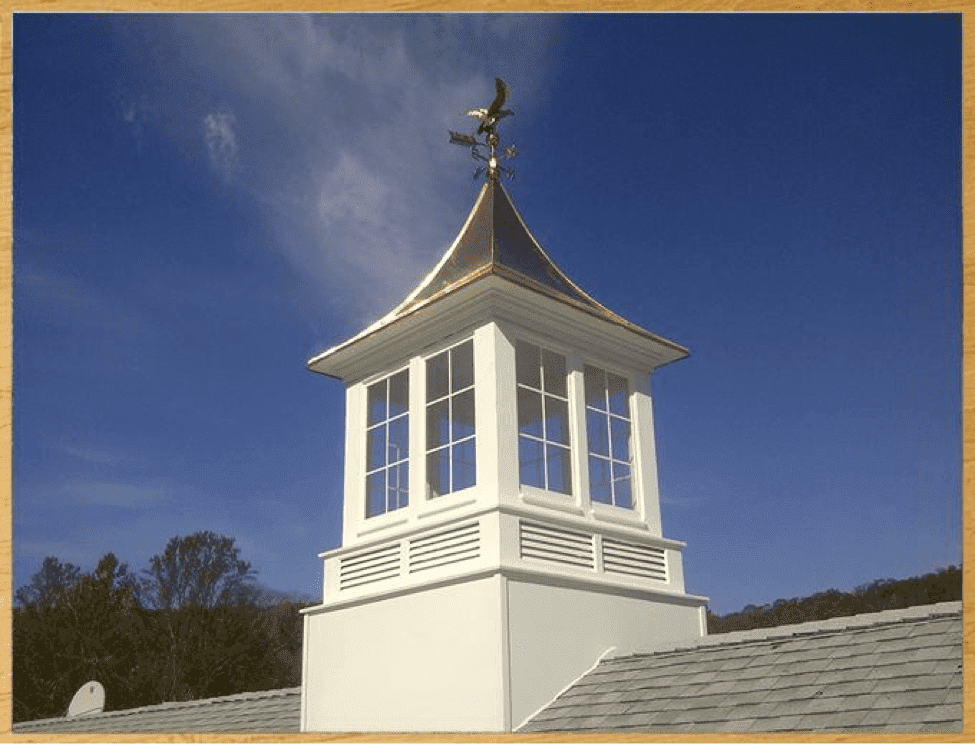 Cupolas Vs Domes Why Your Roof Needs A Cupola Valley Forge