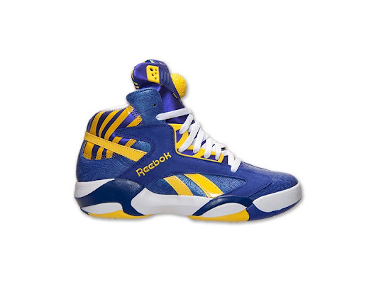 Reebok Shaq Attaq Basketball Shoes $59