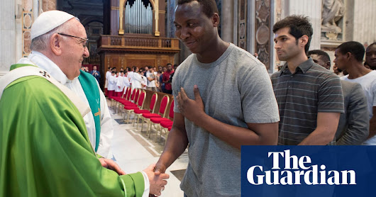 Pope Francis warns against turning Earth into vast pile of 'rubble, deserts and refuse' | World news | The Guardian