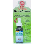 Herbs Etc Alcohol Free ChlorOxygen Mint Flavored - 1 oz Liquid