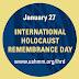 Día del Recuerdo Internacional del Holocausto