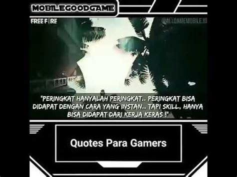 anak gamers  punya kata kata youtube