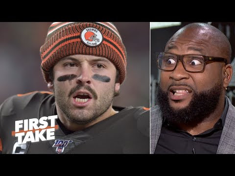 Baker Mayfield isn't built to lead the Browns – Marcus Spears