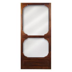 """Columbia Mfg. 32""""W Wood Screen Door"""