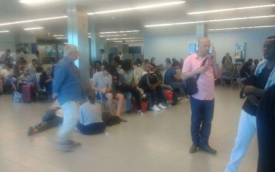 24h De Retard Pour Les Passagers Dun Vol Air Caraïbes