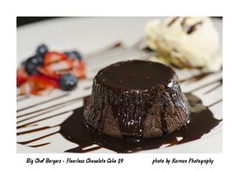 Flourless Chocolate Cake KCI1465 et