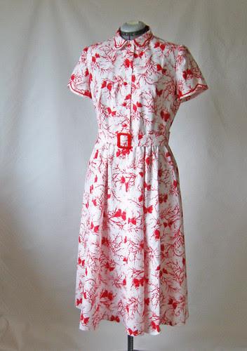 Vintage dress front full1