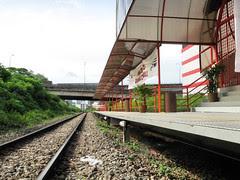 Danga City Mall Halt