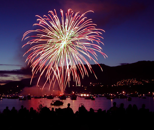 How to Photograph Fireworks Displays - Digital Photography School