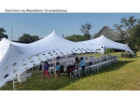 Waterproof Stretch tents for hire!   Wedding deco Ideas
