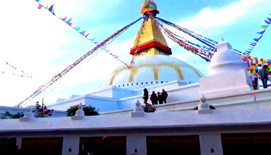 Kathmandu, Stupa Bauddhanath: history and legend | LIFE OF US