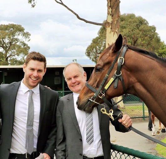 What's Your Oakbank Story? David and Tom Haylock – Oakbank Racing Club