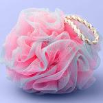 Mesh Sponge - More Than Magic Pink/Mint