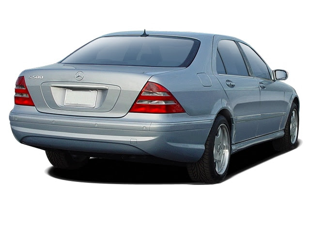 2003 Mercedes-Benz S-Class Reviews and Rating | Motor Trend