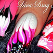 No Water Needed - Drag Marble Nail Art - No water Marbling, Dry Marble Flame Nail Designs Playlist - YouTube