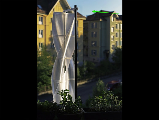 Shared on YouMagine – Vertical Axis Ugrinsky Wind Turbine VAWT by Robotobi | Youmagine Blog